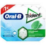 Trident Oral B Spear Mint 23 gr