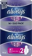 Always Platinum Ultra Super Plus Σερβιέτες 16 Τεμάχια