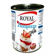 Royal Ζαχαρούχο Γάλα Συμπυκνωμένο 8% Λιπαρά 397 gr