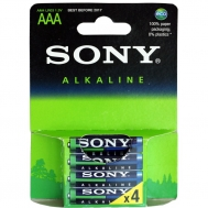 Sony Μπαταρίες Alkaline AAA Eco 4 TMX