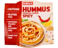 Ribella Humus Spicy 200 gr