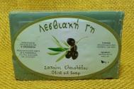 Λεσβιακό Σαπούνι Μικρό Πράσινο 4x100 gr