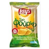 Lays  Πατατάκια  στον Φούρνο με Ριγανη 75  gr