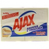 Ajax Σαπούνι Masriglia 4 X150 gr