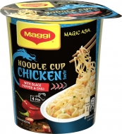 Maggi  Magic Asia  Noodles Cup Κοτόπουλο 63 gr