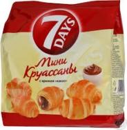 7 Days Mini Κρουασάν Κακάο 107  gr