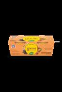 Δέλτα Vitaline Go  Nuts& Grain με Κορινθιακές Σταφίδες , Αμύγδαλο, Φουντούκι & Δημητριακά 2x180gr