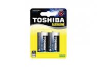 Toshiba μπαταρία Alcaline D 2 τεμάχια