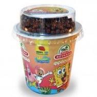 Κουκάκη Παιδικό Γιαούρτι Φράουλα 2x150 gr