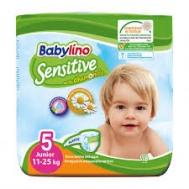 Babylino Sensitive Πάνες Νο 5 Junior 18 Τεμάχια
