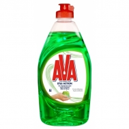 Ava Υγρό Πιάτων Ξύδι Μήλο Μέντα 450 ml