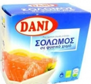 Dani Σολωμός  σε Φυσικό Χυμό 190 gr