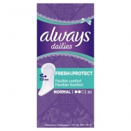 Always Dailies Σερβιετάκι Normal Fresh & Protect 30 σερβιετάκια