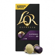 L'or Espresso Caps Supremo Intensity 10 10 τεμάχια