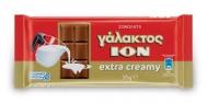 ΙΟΝ Σοκολάτα  Γάλακτος Extra Creamy 95 gr