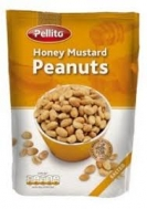 Pellito Peanuts Honey & Mustard 150 gr