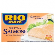 Rio Mare Filetto di  Salmone  150 gr