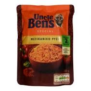 Uncle Bens Ρύζι  Μεξικάνικο 250 gr