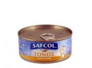 Safcol Τόνος  Καπνιστός 160 gr