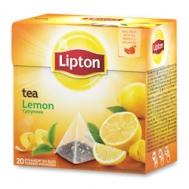 Lipton  Lemon Tea  Πυραμίδα 20 X0.017 gr