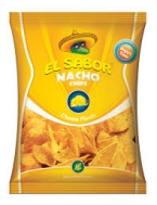 El Sabor Nacho Chips Cheese 100 gr