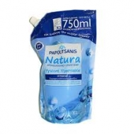 Papoutsanis Ανταλλακτικό  Κρεμοσάπουνο Natura 750  ml