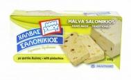 Σαλονικιός Χαλβάς Φυστίκι 400 Kg