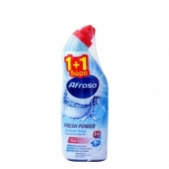 Afroso Υγρό Wc Fresh Power  Active Ocean 750 ml  1+1 Δώρο