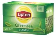 Lipton  Green Tea Classic Πυραμίδα 20 Χ 1.3 gr