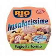 Rio Mare Insalatissime Fagioli & Tonno 160 gr