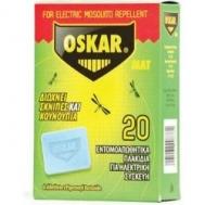 Oskar Mat Εντομοαπωθητικές Ταμπλέτες 20 Τεμάχια 20 gr