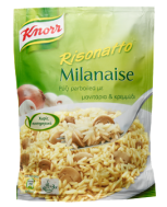 Knorr Ρύζι Milanaise 500 gr