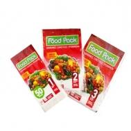 Food Pack  Σακούλες Τροφίμων 30x39  50 Τεμάχια