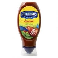 Hellmann's Κέτσαπ Top Down με Stevia 465 gr