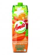 Amita Καρότο Πορτοκάλι Μήλο Φυσικός Χυμός 1 lt