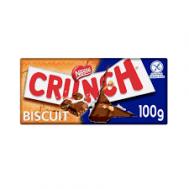 Crunch Σοκολάτα Μπισκότο  100 gr