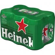 Heineken Κουτί  330ml x 6
