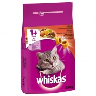 Whiskas Κροκέτα Γάτας με Μοσχάρι 350 gr