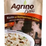 Agrino Ρύζι Bistro Risotto  με Βασιλομανιτάρα Γρεβενών  500 gr
