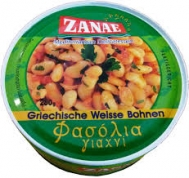 Zanae Φασόλια Γιαχνί 280 gr