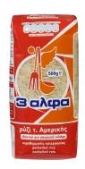 3Α Ρύζι Αμερικής 500 gr