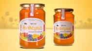 Ανθέμια Μέλι 450 gr