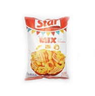 Star Mix Cheese, Bacon, Cheese & Ketchup 100 gr