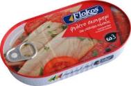Flokos Σκουμπρί Φιλέτο Τομάτας 160 gr