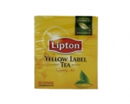 Lipton Yellow Label Tea  10 Φακελάκια