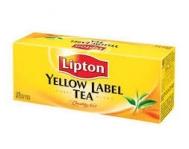 Lipton Yellow Tea 25 Φακελάκια