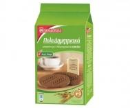 Παπαδοπούλου Πολυδημητριακά Μπισκότα Πρωινού με 4 Δημητριακά & Κακάο Χωρίς Ζάχαρη 175 gr
