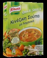 Knorr Quick Snack Κινέζικη Σούπα με Λαχάνικα 35 gr