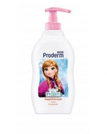 Proderm Kids Disney Αφρόλουτρο για Κορίτσια 500 ml