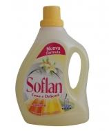 Soflan Υγρό Πλυντηρίου Βανίλια 1 lt